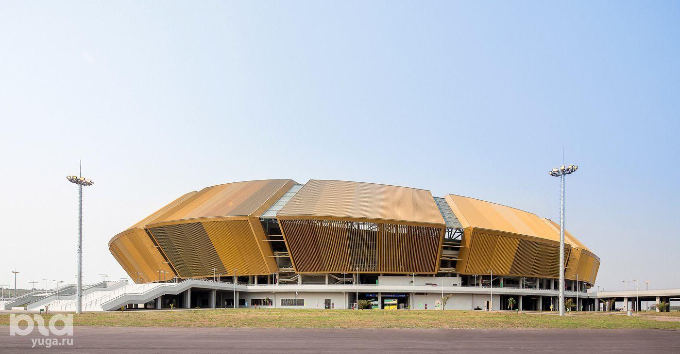 Муниципальный стадион Кинтеле ©фото с сайта stadiumdb.com