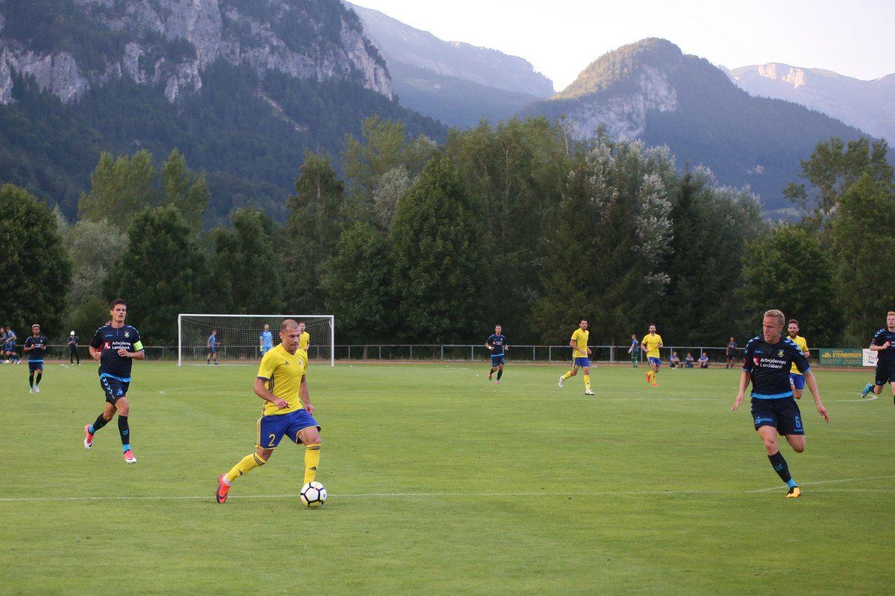 Последний матч насборе вАвстрии «Ростов» одержал победу благодаря Бухарову