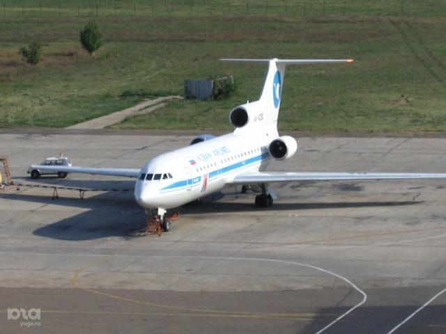 Свыше млрд. руб. истратят наремонт взлетно-посадочной полосы аэропорта Ставрополя