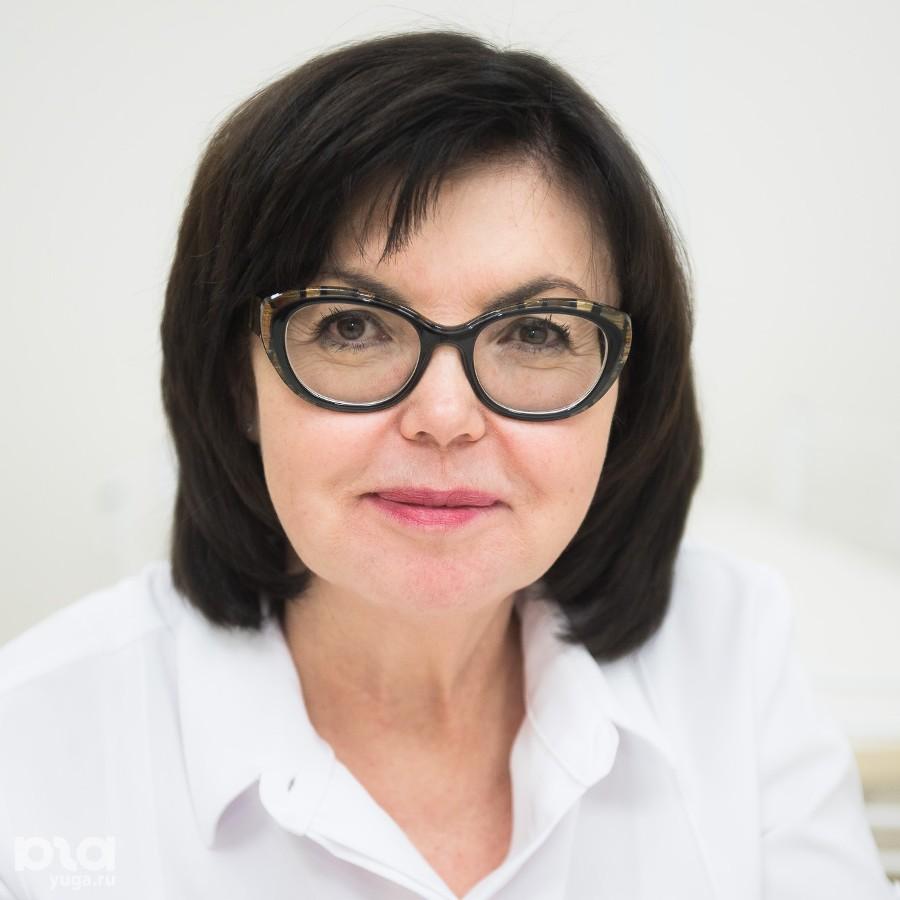 Елена Лебеденко