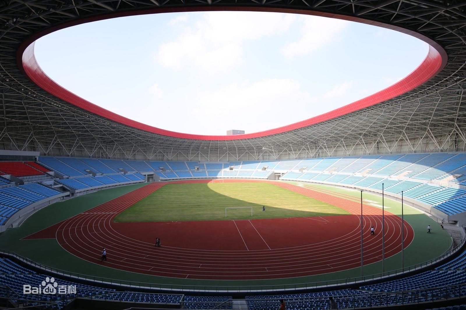 Стадион спортивного центра Яньчэна (Яньчэн)