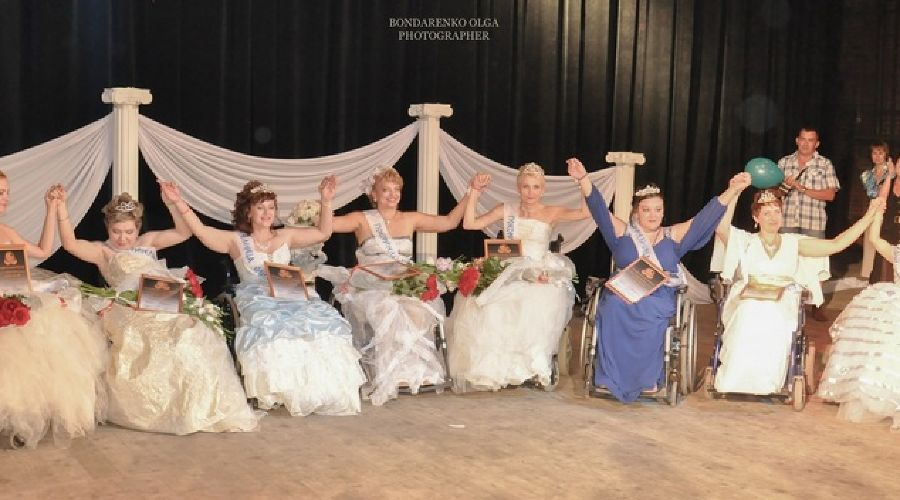 "Конкурс красоты ""Покорительница Олимпа"" ©Фото Юга.ру"