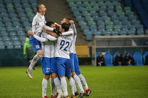 Матч 24-го тура первенства ФНЛ «Сочи» — «Балтика». 24 ноября 2018, Сочи ©Фото пресс-службы ФК «Сочи»