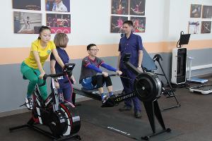 ©Фото пресс-службы министерства физической культуры и спорта Краснодарского края