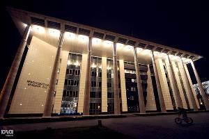 Краснодарский краевой суд ©Фото Елены Синеок, Юга.ру