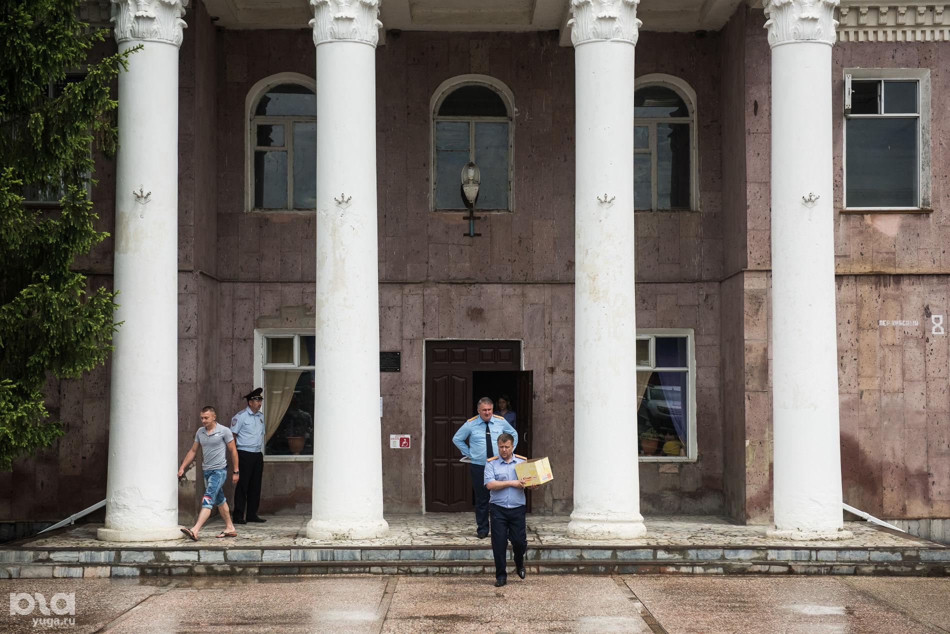 Дом культуры в Псебае ©Фото Елены Синеок, Юга.ру