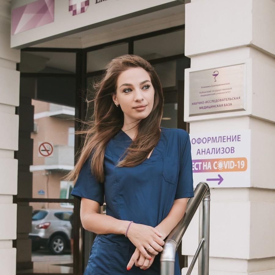 Карина Чумаченко