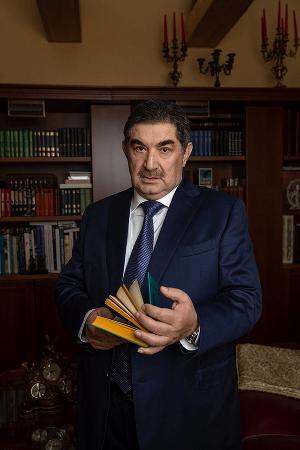 Экс-министр транспорта Московской области Петр Кацыв