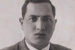 Давидян Беник Аванесович ©Фото из семейного архива