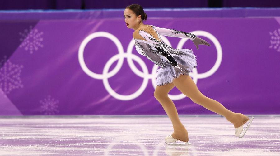 Алина Загитова ©Фото с сайта teamrussia.pro