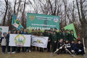 ©Фото пресс-службы управления лесами Республики Адыгея