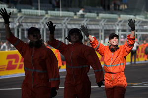 "Гран-при России ""Формулы-1"" в Сочи ©Нина Зотина, ЮГА.ру"