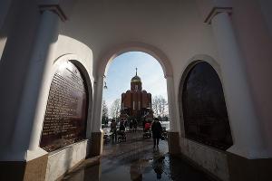 Храм-часовня имени св. Димитрия Солунского ©Фото Елены Синеок, Юга.ру
