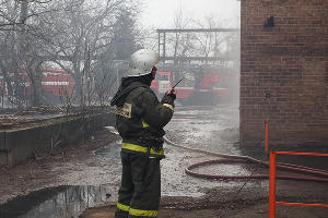 Локализация пожара ©Фото Виталия Тимкива, Юга.ру