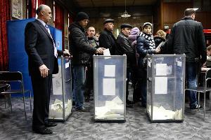 Референдум в Крыму ©Влад Александров, ЮГА.ру