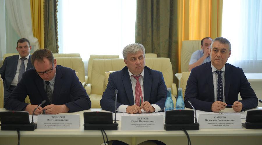 Юрий Петров ©Фото предоставлено пресс-службой главы Республики Адыгея