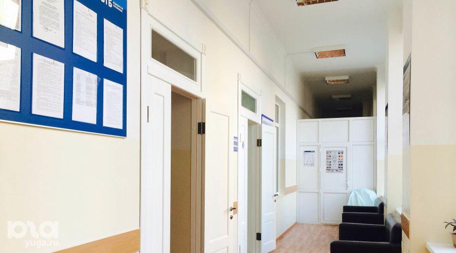 Городская поликлиника №1, г. Дербент ©Фото Юга.ру