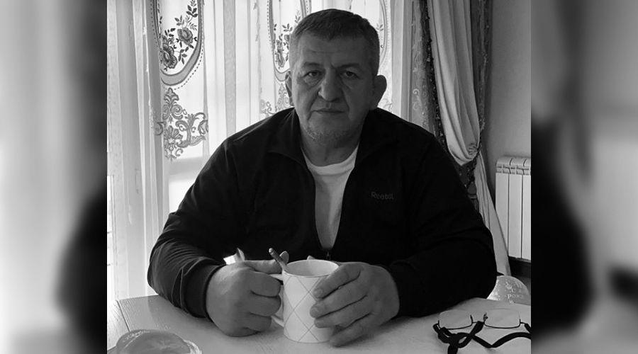 Абдулманап Нурмагомедов ©Фото со страницы instagram.com/khabib_nurmagomedov