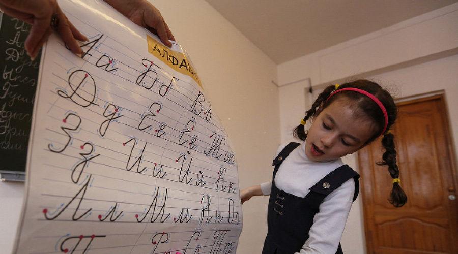 Сирийские беженцы в Адыгее ©Влад Александров, ЮГА.ру