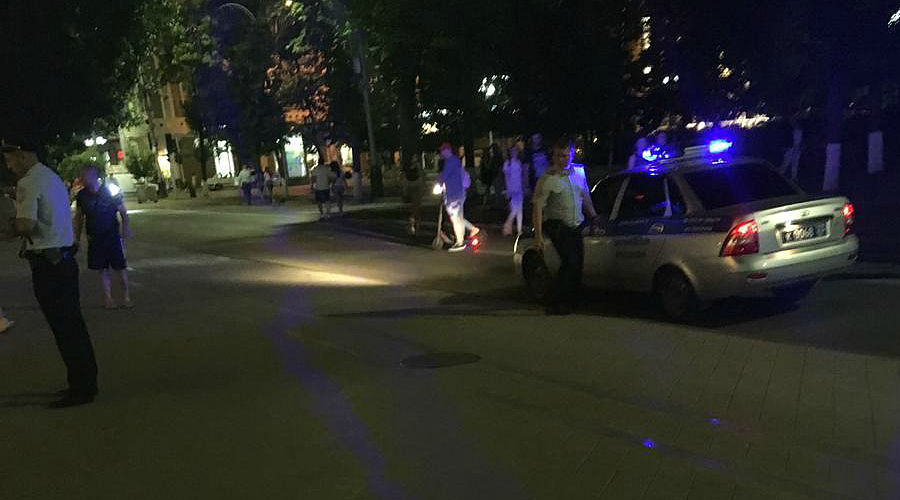 ©Фото очевидцев, Юга.ру