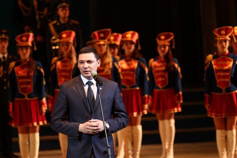 Евгений Первышов ©Фото пресс-службы администрации Краснодара