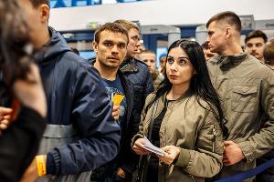 Бойцовский турнир Prime Selection — 2017 ©Фото Евгения Петрикина, Geometria.ru
