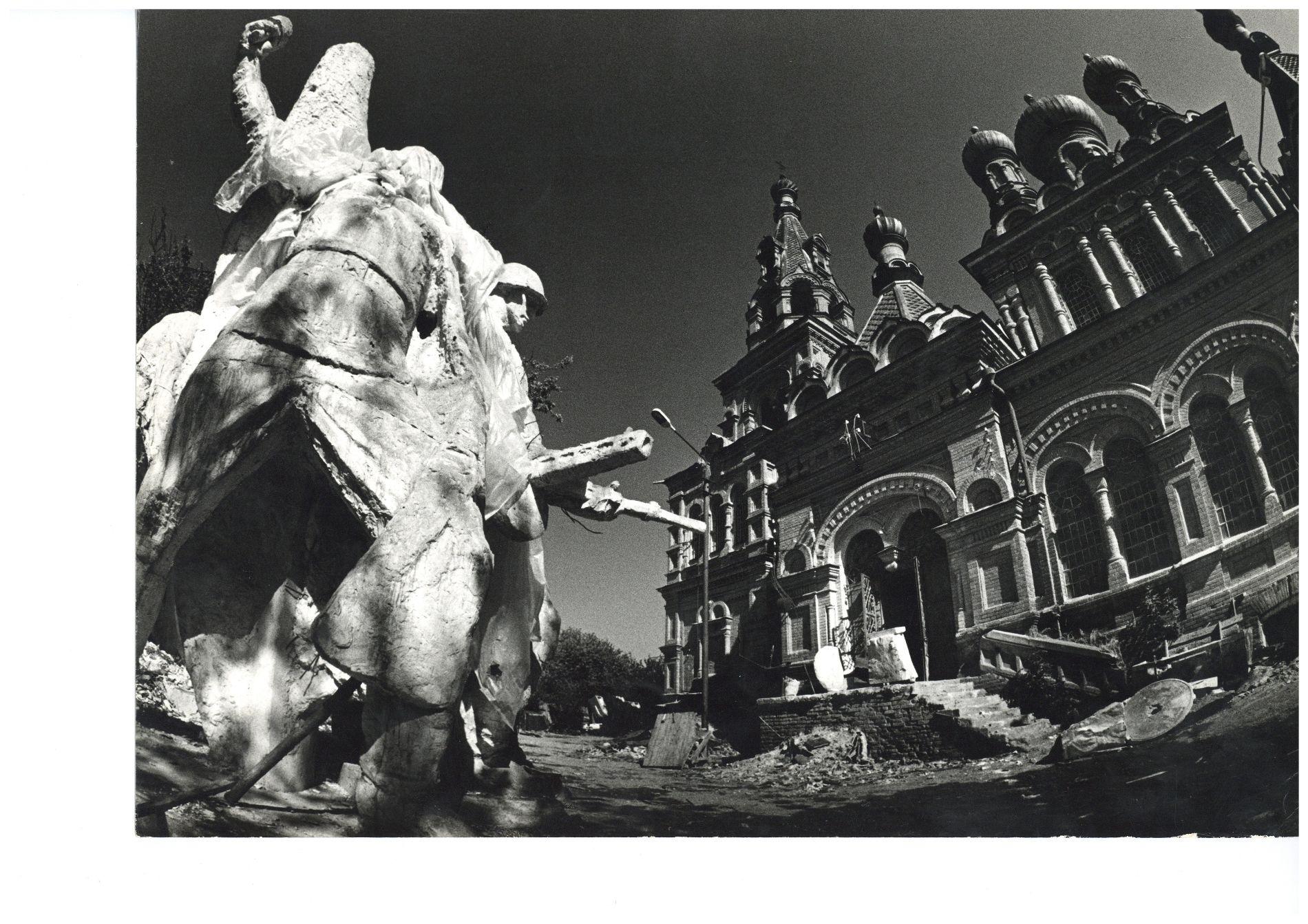 Худкомбинат в церкви ©Фото из личного архива Валерия Кулеша