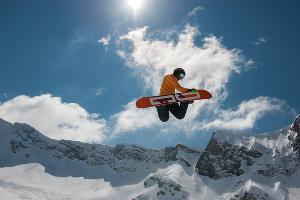 Сноубордический фестиваль Quiksilver New Star Camp в Сочи ©Нина Зотина, ЮГА.ру