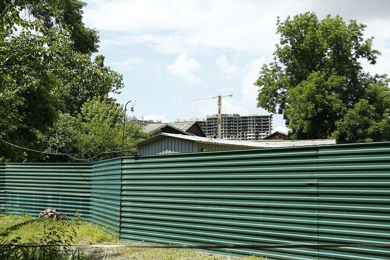 Нареконструкцию Вишняковского сквера вКраснодаре выделят около 80 млн руб.