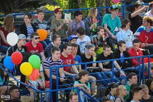 Экстрим-парк в Краснодаре ©Елена Синеок, ЮГА.ру