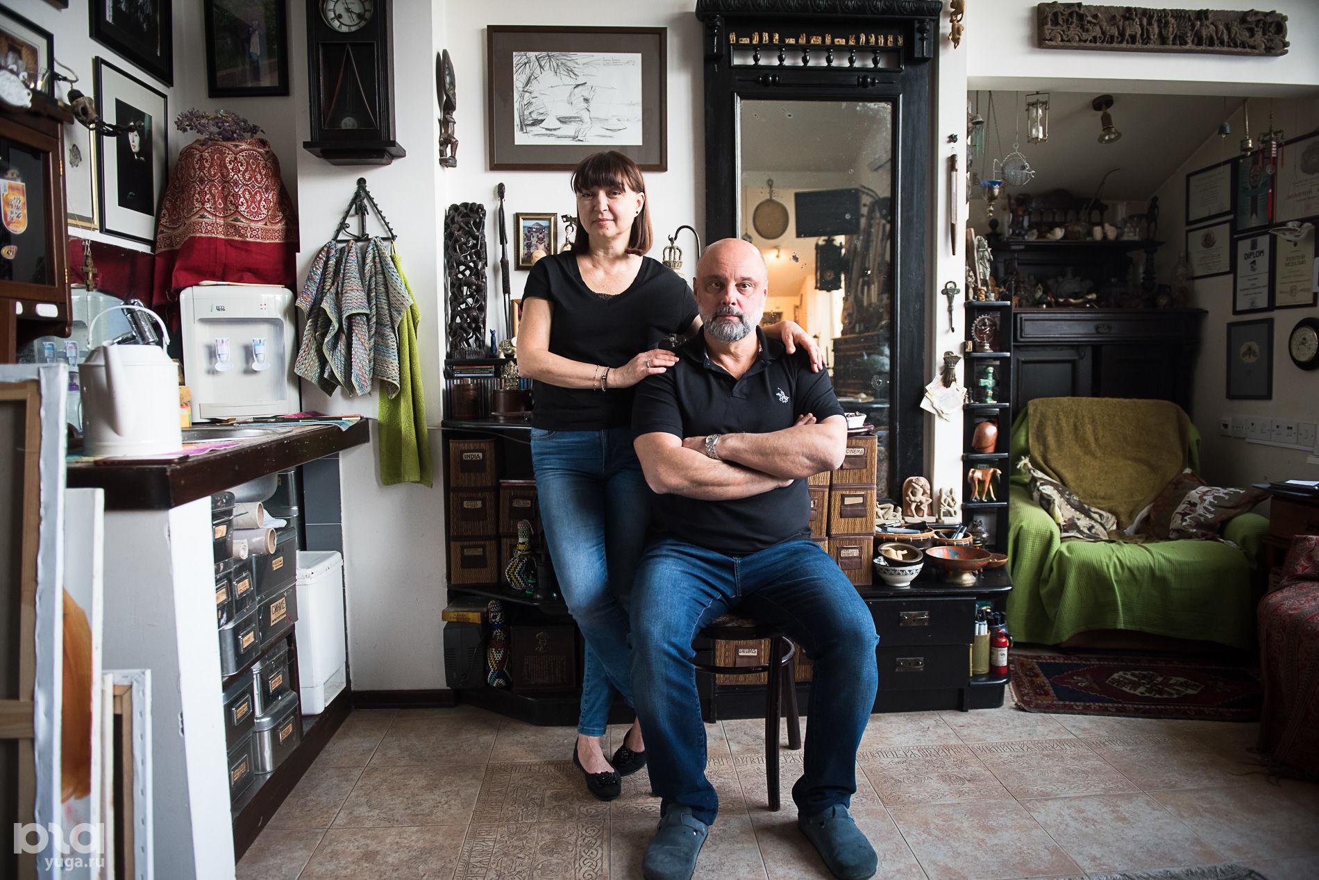 Лариса и Валерий Блохины ©Елена Синеок, Юга.ру