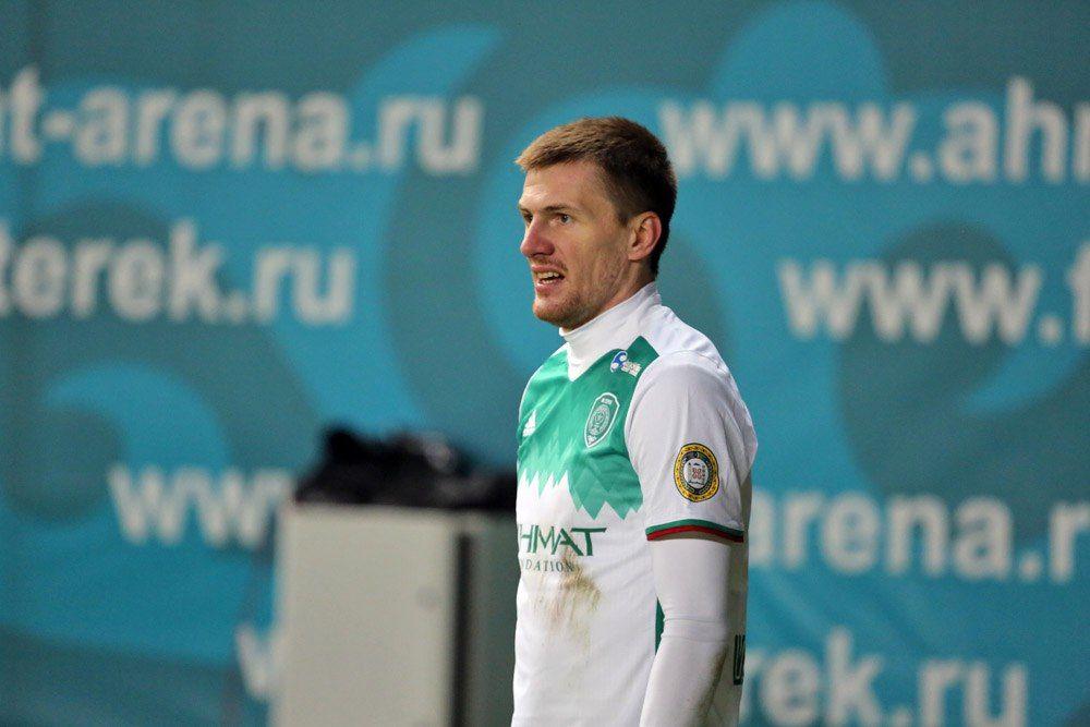 Иванов продлил договор с«Тереком» еще натри года