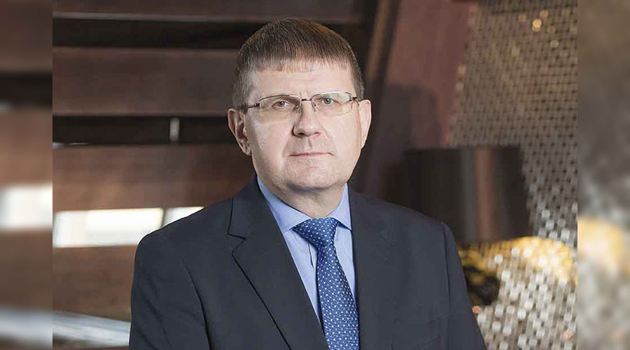 Олег Флегонтов ©Фото пресс-службы ФК «Анжи»