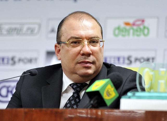 Саид Абдулаев— новый генеральный руководитель «Анжи»