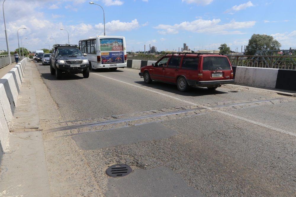 Закрытие наремонт Яблоновского моста вКраснодаре перенесли