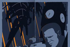 Mass Effect 3, постер -Защита Лондона- ©Хлыстова Анна