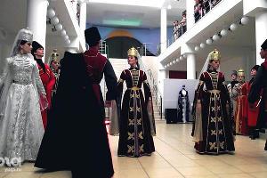 День национального костюма в Адыгее ©Елена Малышева. ЮГА.ру