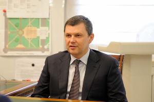 Александр Наролин ©Фото пресс-службы главы Республики Адыгея