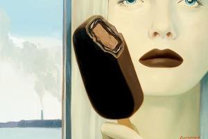 ©Фото картины Владимира Дубосарского и Александра Виноградова «Мороженое» — одного из лотов аукциона краденого искусства
