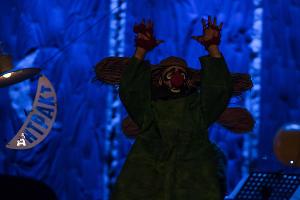 """Спектакль Славы Полунина и Гидона Кремера """"Снежная симфония"""" в Сочи  ©Нина Зотина, ЮГА.ру"""