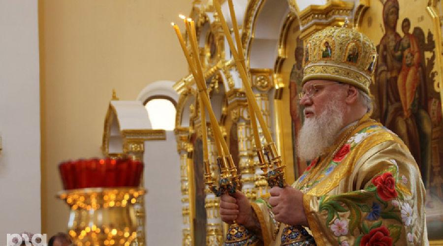 Храм Владимира в Сочи ©Фото Юга.ру