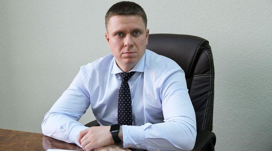 Максим Мысаков ©Фото пресс-службы администрации Краснодарского края