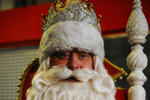 Дед Мороз приехал в Сочи ©Нина Зотина, ЮГА.ру