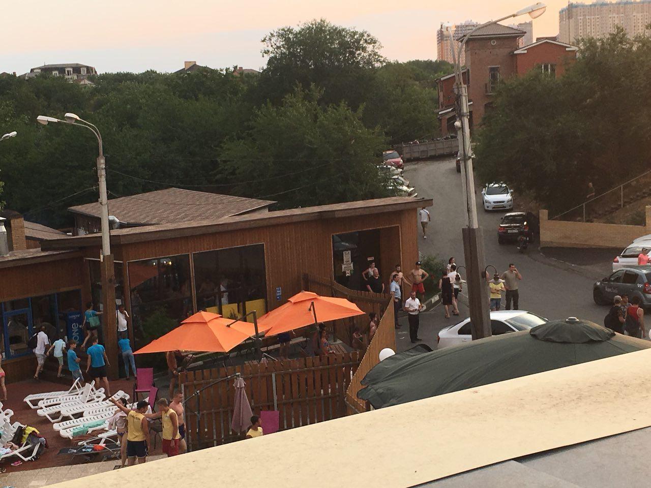Вростовском аквапарке произошла драка сучастием 30 человек