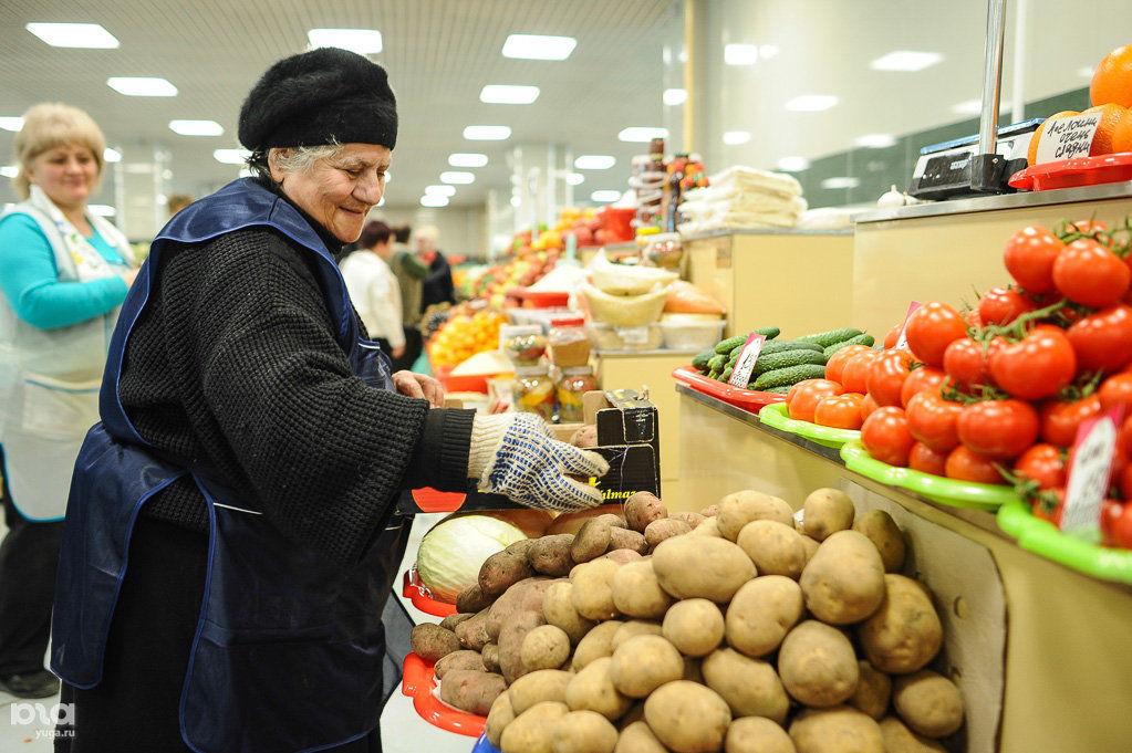 Новый центральный рынок Сочи ©Нина Зотина, ЮГА.ру