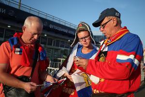 Матч Россия — Турция, Сочи, 14 октября 2018 года ©Фото Виталия Тимкива, Юга.ру