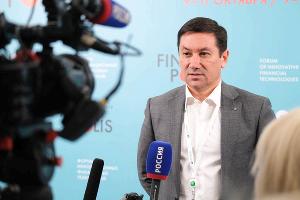 Евгений Титов, председатель Юго-Западного банка Сбербанка