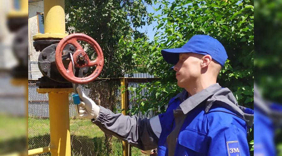 ©Фото пресс-службы АО «Газпром Краснодар»