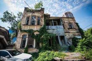 Дом архитектора А.П. Косякина ©Фото Елены Синеок, Юга.ру