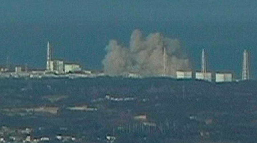"""Взрыв на АЭС """"Фукусима-1"""" ©Фото Юга.ру"""